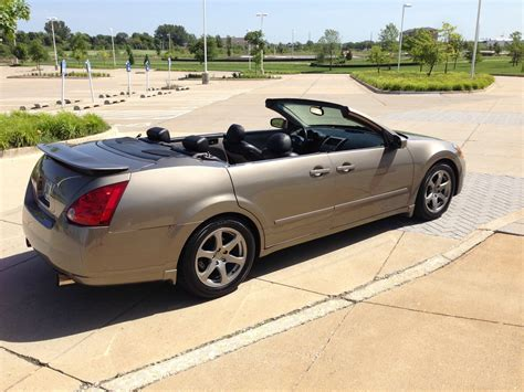 Nissan Maxima Convertible Fails To Sell On Ebay We