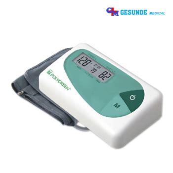Alat Tensimeter Digital tensimeter digital polygreen kp 6823 alat ukur tekanan