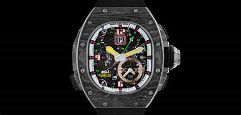 acj teams  richard mille   design business