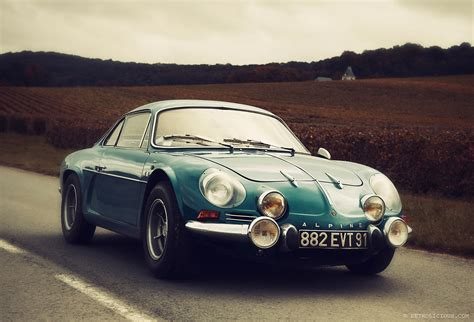 Renault Alpine A110 Friday Renault Alpine A110 Swadeology