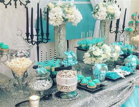 "Tiffany & Co. / Baby Shower ""MYA & Co. Baby Shower"