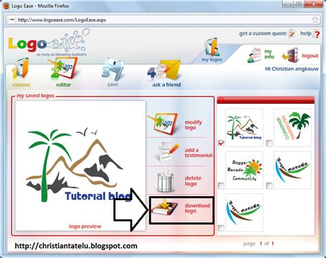 membuat logo tulisan online cara membuat logo multi info