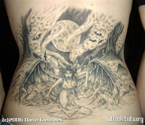 succubus tattoo designs succubus pictures to pin on tattooskid