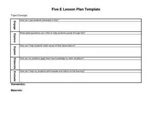 5 e lesson plan google search nt uti pinterest