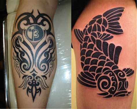 tattoo tribal oriental cool tribal tattoos check out these awesometribal