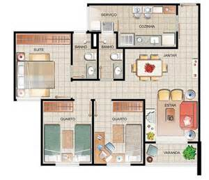 Planta Baixa Planta Baixa Apartamento Tipo Dream Home