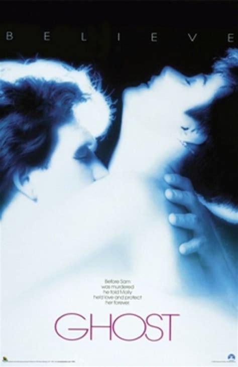 film ghost demi moore sinopsis ghost movie believe demi moore patrick swayze poster art