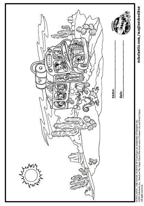 Magic School Bus Coloring Pages Index Of Its The Frizz Magic School Coloring Pages