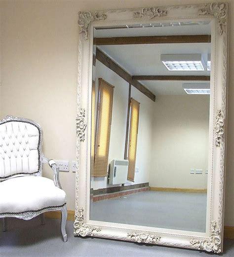 1000 ideas about large floor mirrors on floor
