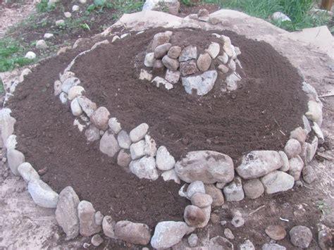 build a rock garden how to build a rock garden herb spiral