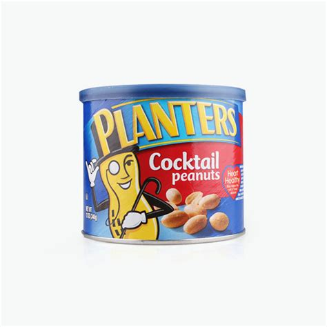 Planters Peanuts Headquarters by Planters Cocktail Peanuts 340g