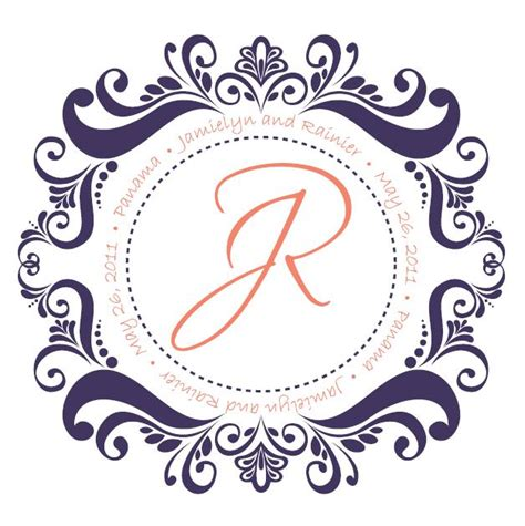 tattoo letters jr monogramming jr or ii decor kitchens and interiors