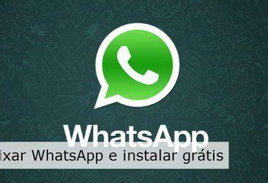 baixa whatsapp baixar whatsapp gratis