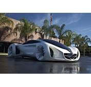 Mercedes Benz Biome Concept To Go Against BMW EfficientDynamics In