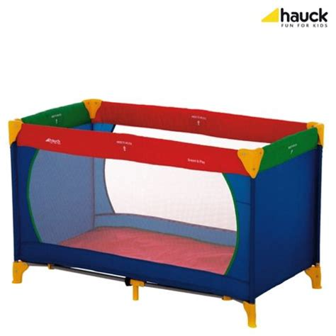 Travel Cot Mattress Tesco by Buy Hauck N Play Travel Cot Multicolour From Our