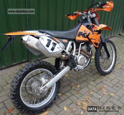 Ktm 520exc 2002 Ktm 520 Sx