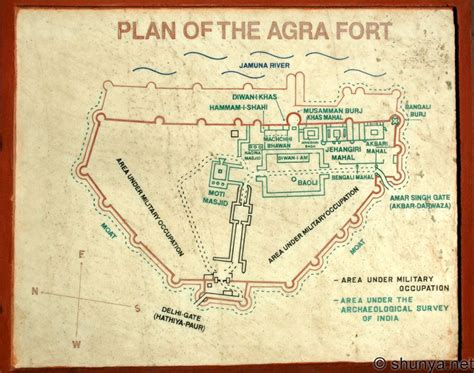 Home Design With Layout by Agra Fort Agra India Shunya