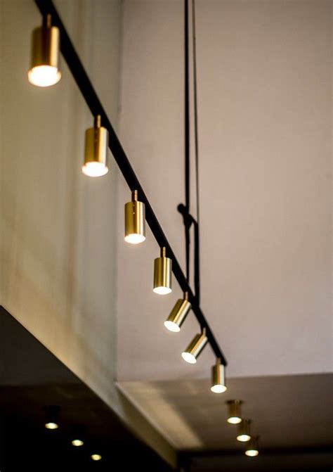 How To Install Track Lighting On Ceiling Best 25 Led Track Lighting Ideas On Pinterest Led Ceiling Spotlights Led Lighting Systems