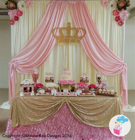 Baby Shower De Princess by Princess Theme Baby Shower Showerbox Events Like Us On Fb
