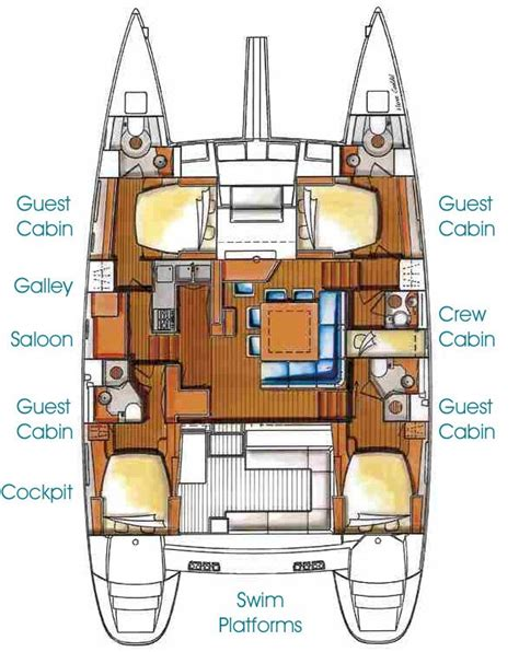catamaran layout plans catamaran whispers layout luxury yacht browser by