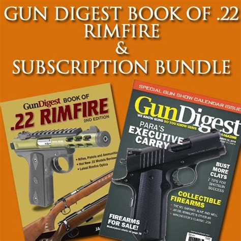 2 gun digest book of concealed carry volume ii beyond the basics books gun digest book of 22 rimfire and subscription bundle