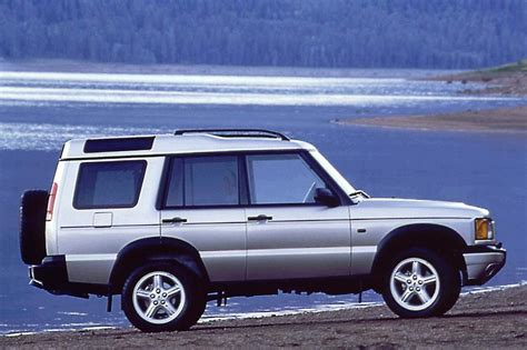 1999 land rover discovery series ii pricing ratings reviews kelley blue book 1999 04 land rover discovery ii consumer guide auto