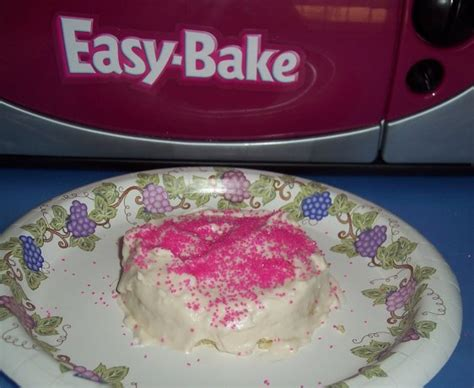 easy bake oven pink sparkles frosting recipe food com