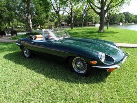 Juno Car Types by Find Used 1970 Jaguar E Type Series Ii Roadster In