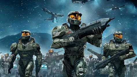 the halos halo wars games halo official site