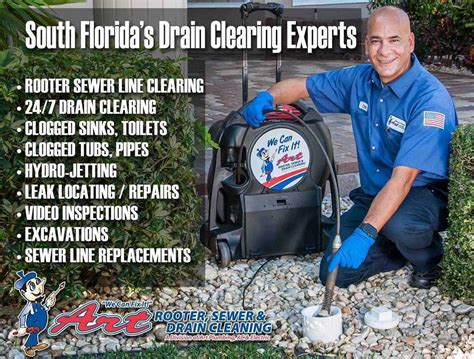 Plumbing Experts Boca Raton by Emergency Drain Clearing Cleaning Services