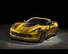 Chevrolet Zo6 Chevrolet Corvette Stingray Zo6 And C7r 2015