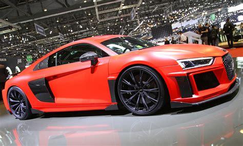 Audi R8 V10 Tuning by Audi R8 V10 Plus Tuning Abt Autozeitung De