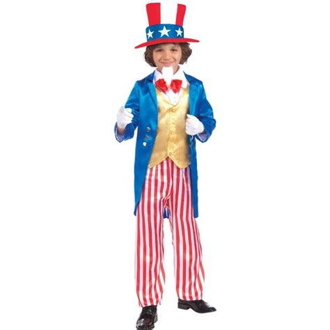 boys uncle sam costume hollywood costumes