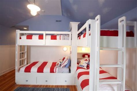 Four Bunk Bed Top 5 Children S Beds Your Child Will Never Miss Bedtime