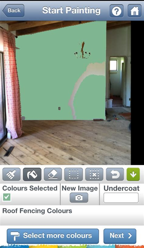 remodelaholic free diy mobile apps to test paint colors using your room photos