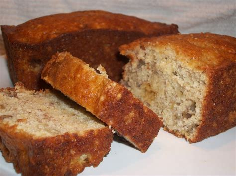 easy banana bread using a boxed cake mix around my family table