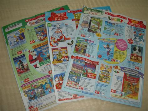 order picture books scholastic book orders 80 s and 90 s