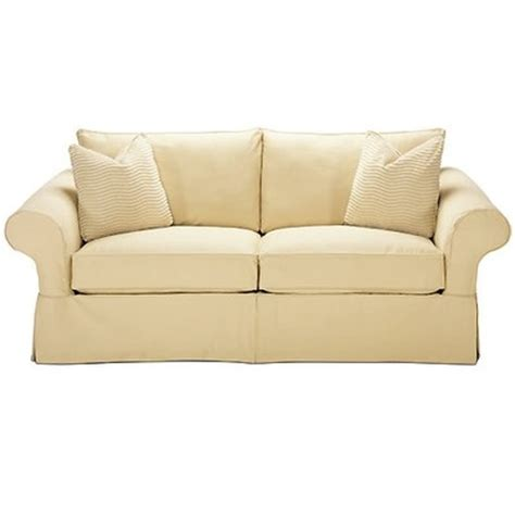 rowe carmel sofa slipcover rowe furniture carmel slipcovered sofa home furniture