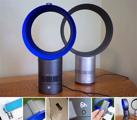 Cool Desk Fans by Dyson Cool Desk Fan Notcot