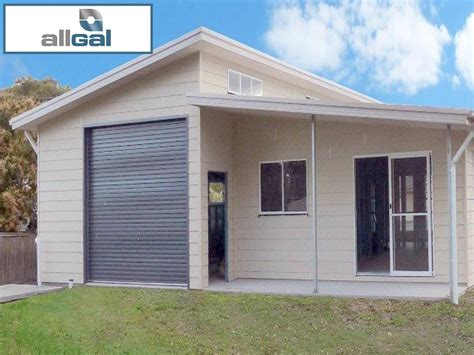 Allgal Sheds by Allgal Residential Rural Steel Frame Buildings Garage