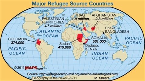 pattern definition human geography refugees as a part of world migration patterns