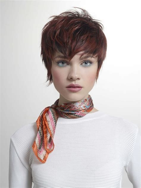 short pixie cuts for tweens large image of short brown straight hairstyles provided by