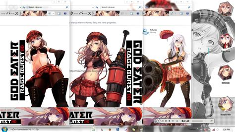 god eater themes theme win 7 alisa lllinichina amiella quot god eater quot by