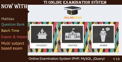 bootstrap templates for online examination ti online examination system nulled 187 takcork com