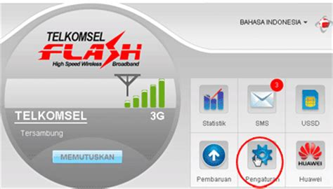 Modem Telkomsel Flash Unlimited 3 Bulan setting modem telkomsel flash hilink huawei ppob btn