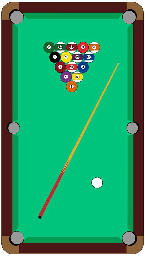 pool table clipart billiard table clip cliparts