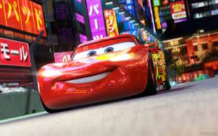 Lightning The Car Lightning Mcqueen In Cars 2 Wallpapers Hd Wallpapers