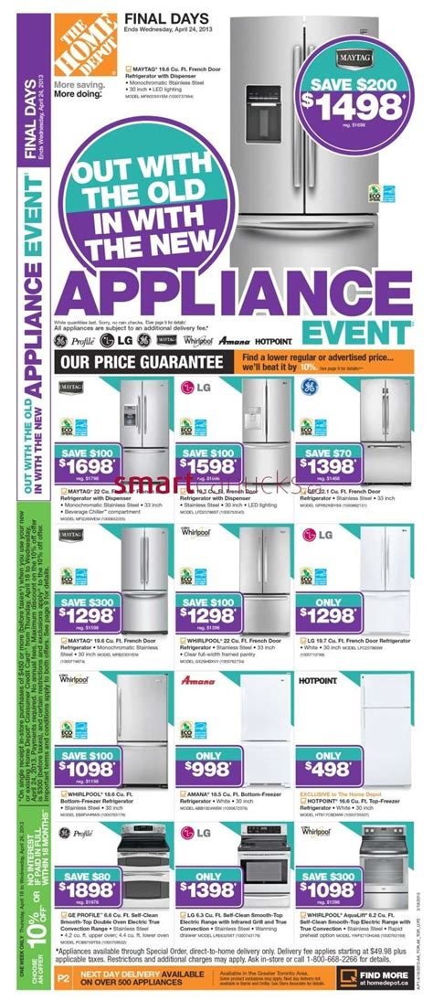 home depot flyer apr 18 to 24