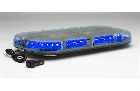 blue led mini light bar whelen mini justice led lightbar magnetic mount mjeg1b