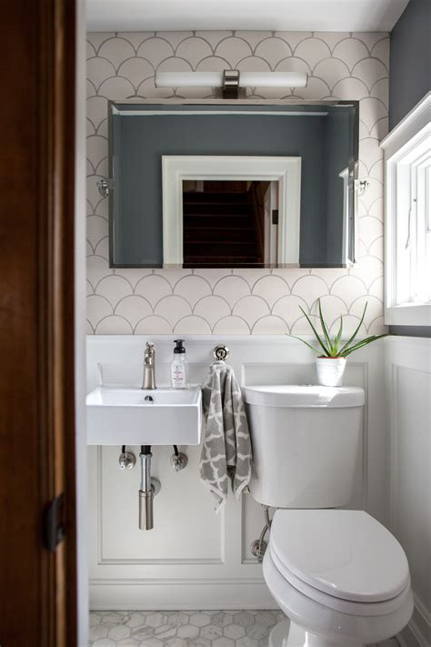 Half Bathroom Or Powder Room Hgtv » Home Design 2017